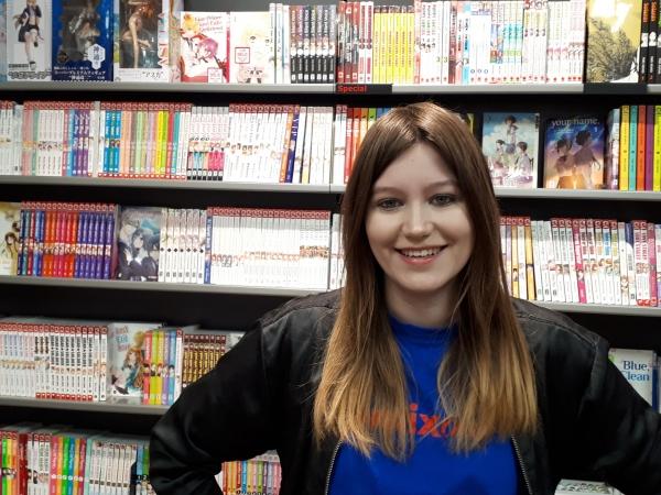 Carla Sticker