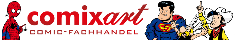 comixart Logo
